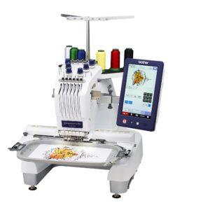 PR670E Home Embroidery Machine